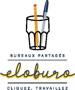 Eloburo, bureaux partagés. Cliquez, travaillez